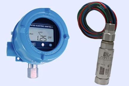 Electronic Pressure, Differential Pressure & Temperature Products