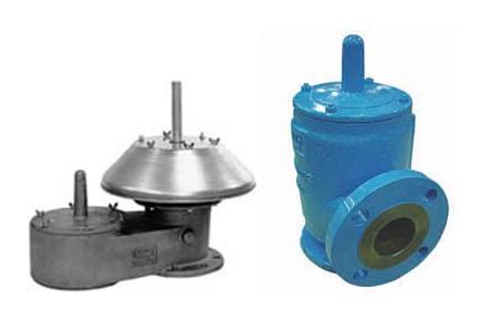 Pressure & Vacuum Relief Valves
