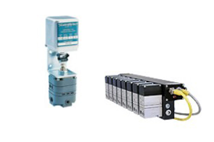 Controllers, Positioners & Actuators