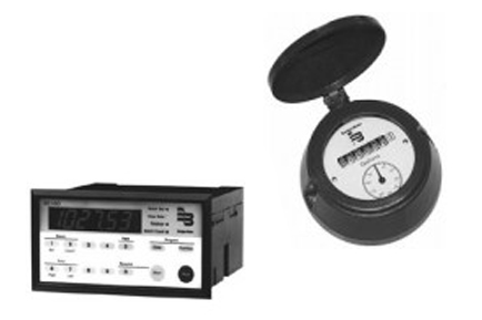 Meter Mounted Registers & Controllers