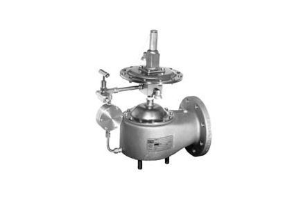 Blanket Gas Regulators