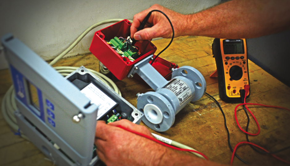 Valve and Meter Repair and Calibration Services
